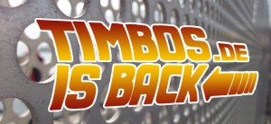 Timbos is back